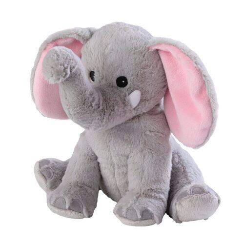 Warmies® Wärmekissen »Wärmetier Wärmflasche Kuscheltier Elefant für Mikrowelle und Backofen«