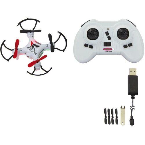 Jamara RC-Quadrocopter »MiCoSpy FPV Kamera Drone Wifi«, mit WiFi Kamera