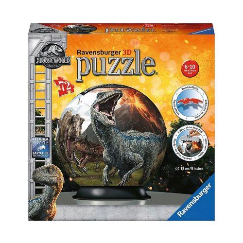 Ravensburger 3D-Puzzle »puzzleball® Ø13 cm, 72 Teile, Jurassic World 2«, Puzzleteile