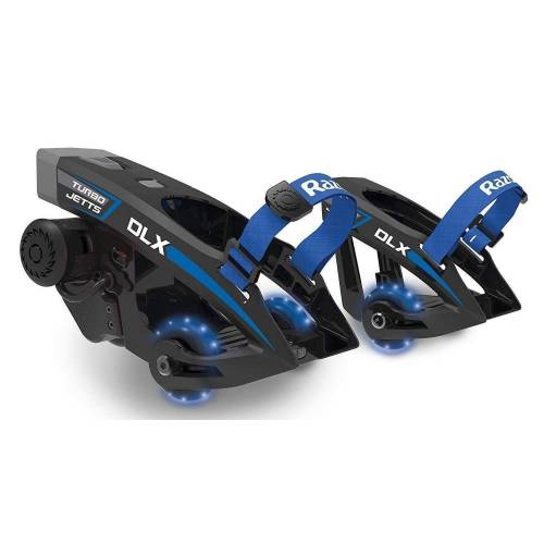 Razor Hoverboard »Turbo Jetts DLX Kinder Hovershoes (Hover-Schuhe)«, 16 km/h