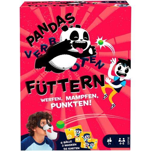 Mattel games Spiel, »Pandas Füttern (verboten)«