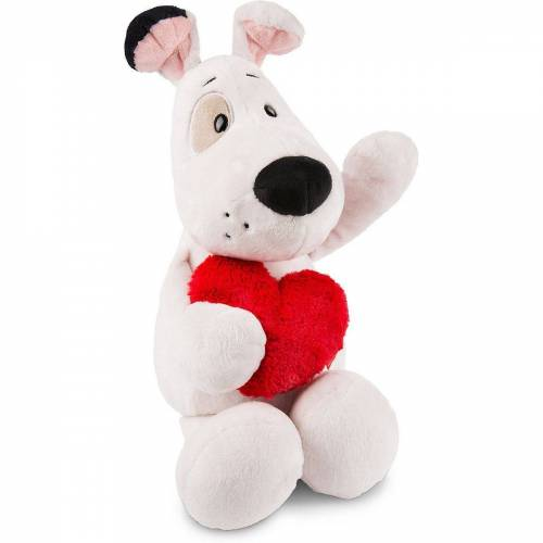 Nici Kuscheltier »Kuscheltier Love Hund, 50 cm (46085)«
