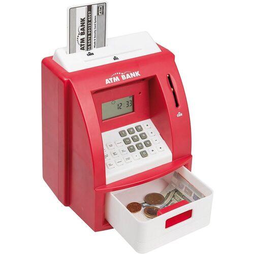 Idena Kaufladen »Geldautomat, rot«