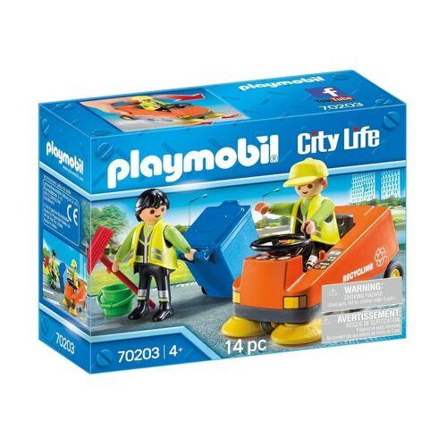 Playmobil Spielwelt »70203 - City Life - Kehrmaschine«