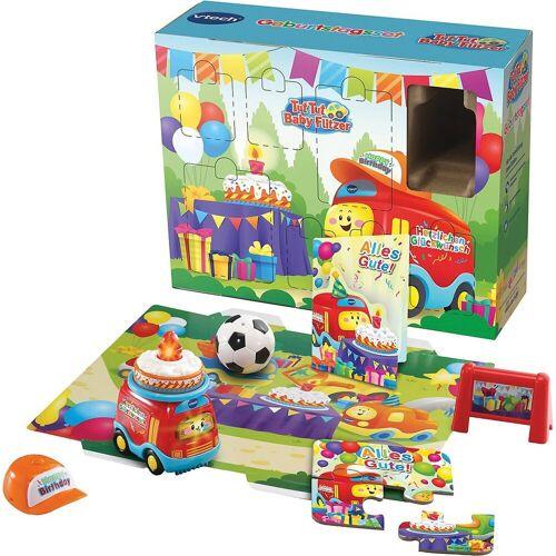 Vtech® Spielzeug-Auto »Tut Tut Baby Flitzer - Geburtstagsset«