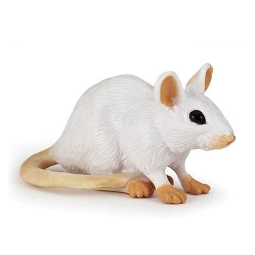 papo Spielfigur »Weiße Maus«