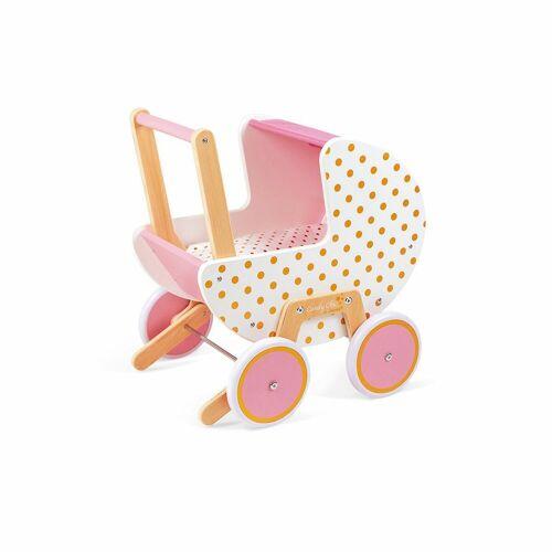 Janod Puppenwagen »Puppenwagen Candy Chic«