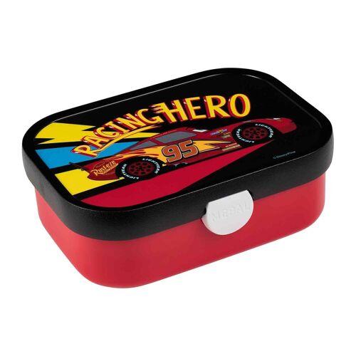 Mepal Lunchbox »CAMPUS Brotdose mit Gabel Cars Go«, (1-tlg)