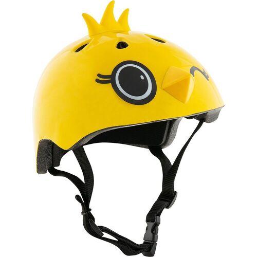 Hudora Kinderfahrradhelm »Fahrradhelm Klopfer«, gelb