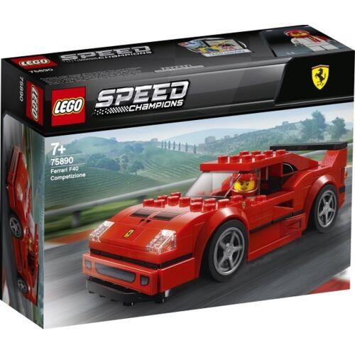 Lego Puzzle »Speed Champions 75890 Ferrari F40 Competizione«, Puzzleteile
