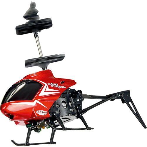 CARSON Spielzeug-Hubschrauber »IRC Hubschrauber Nano Tyrann IR RTF«
