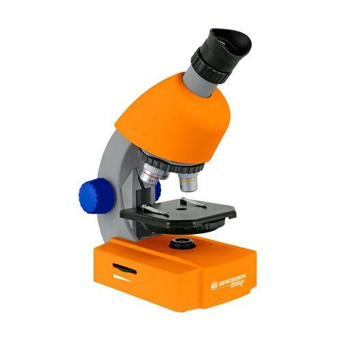 BRESSER junior »Mikroskop mit Zoomokular 40x - 640x« Kindermikroskop