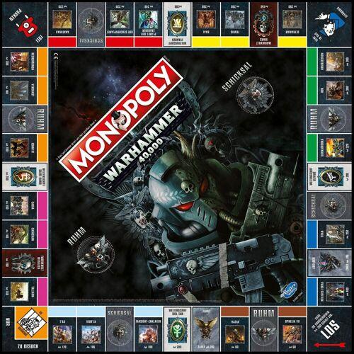 Airbrush-City Spiel, »Monopoly - Warhammer 40K«
