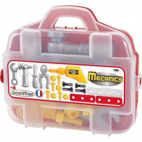 Ecoiffier Spielwerkzeugkoffer »Werkzeugkoffer«