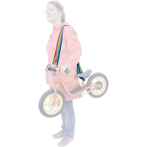 """sunnybaby Laufrad »Tragegurt """"Lucky"""" für Laufrad * regenbogenfarben«, mehrfarbig"""