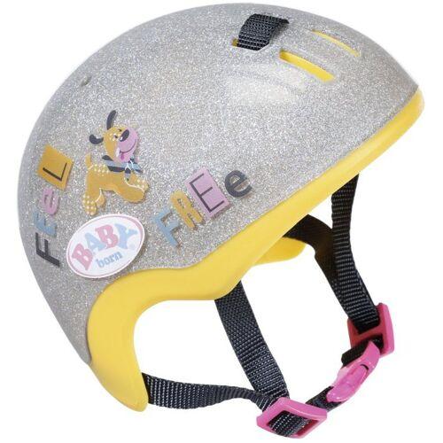Baby Born Puppen Helm »Fahrradhelm«