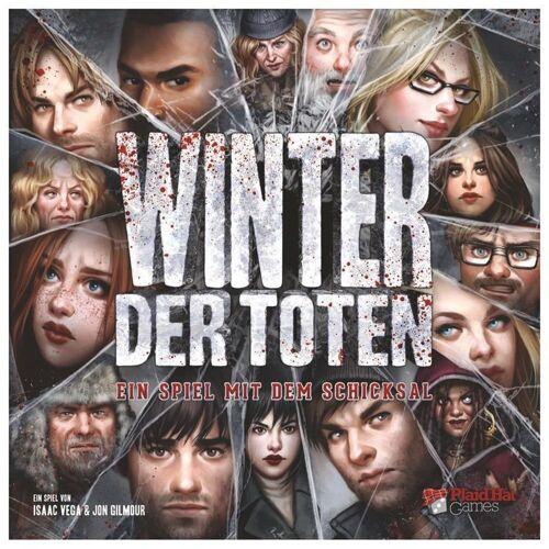 Plaid Hat Games Spiel, »Winter der Toten - Ein Spiel mit«