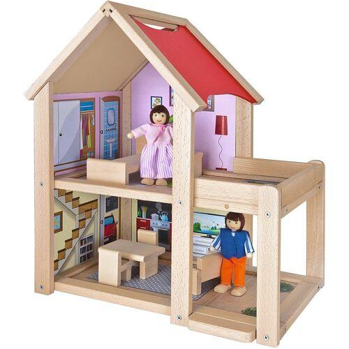 Eichhorn Puppenhaus »Puppenhaus aus Holz«
