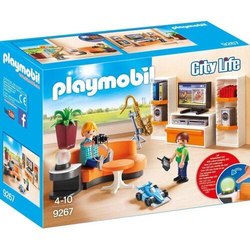 Playmobil Spiel, »Wohnzimmer«