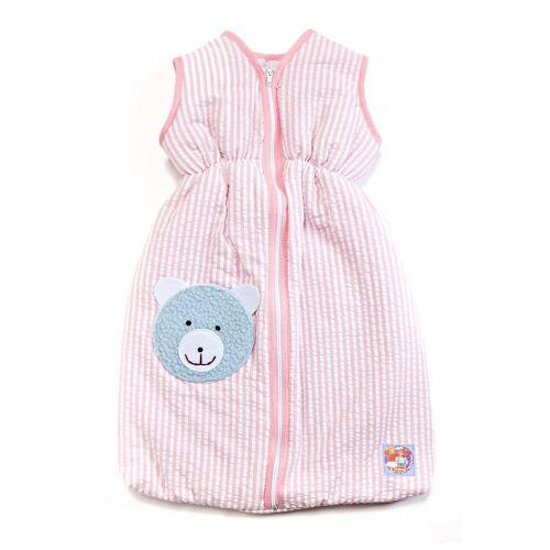 Heless Puppen Schlafsack »Puppen-Schlafsack 50 cm, rosa«, (1-tlg)
