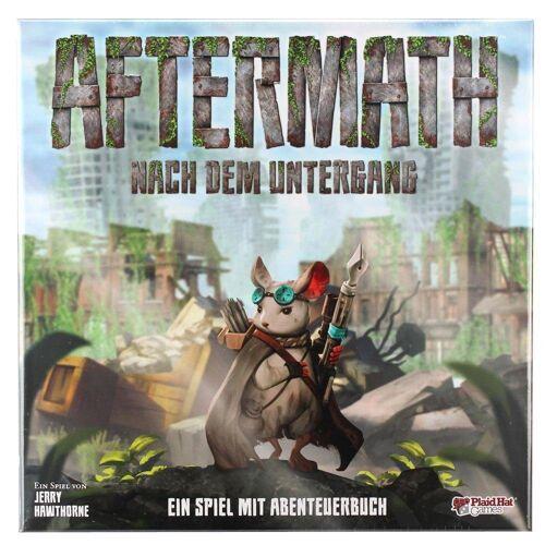 Plaid Hat Games Spiel, »Plaid Hat Aftermath (deutsch)«