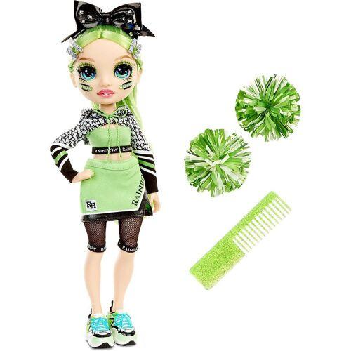 MGA Anziehpuppe »Rainbow High Cheer Doll - Poppy Rowan (Orange)«, grün