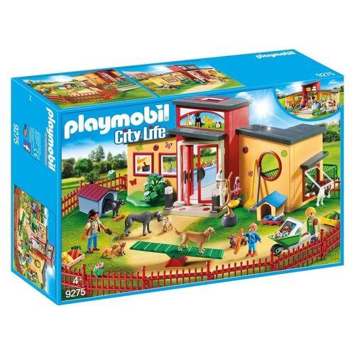 Playmobil Spielwelt »9275 - City Life - Tierhotel Pfötchen«