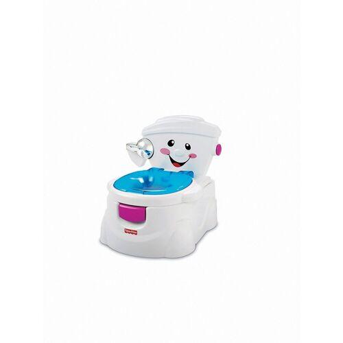 Mattel Töpfchen »Fisher-Price Meine erste Toilette, Töpfchen mit«