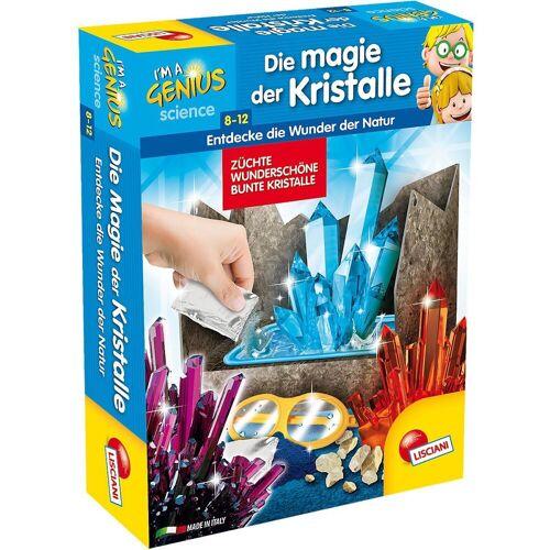 Lisciani Lernspielzeug »Kleines Genie - Die Magie der Kristalle«