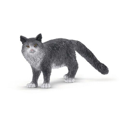 Schleich® Spielfigur »Schleich 13893 Maine-Coon-Katze«