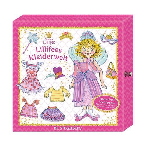 Spiegelburg Anziehpuppe »Prinzessin Lillifee: Lillifees Kleiderwelt,«