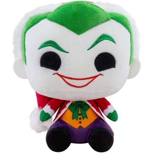 Funko Plüschfigur »Pop! Plush - DC Holiday - Santa Joker«