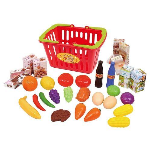 Playgo Spiel-Einkaufswagen »Einkaufskorb, gefüllt«