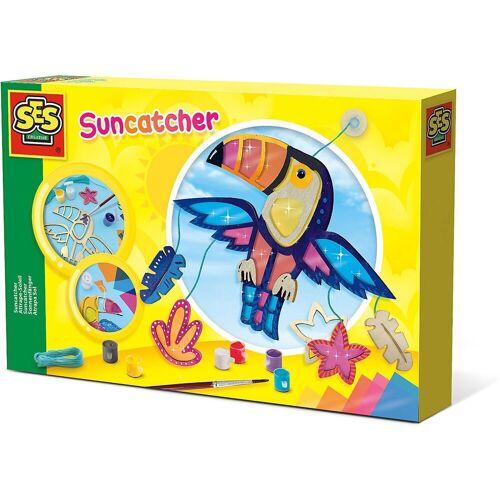 Creative SES Creative Fenstersticker »Sonnenfänger Tucan«,