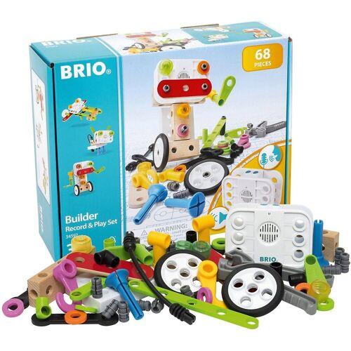 Brio Konstruktions-Spielset »Builder Soundmodul-Konstruktionsset, 67-tlg.«