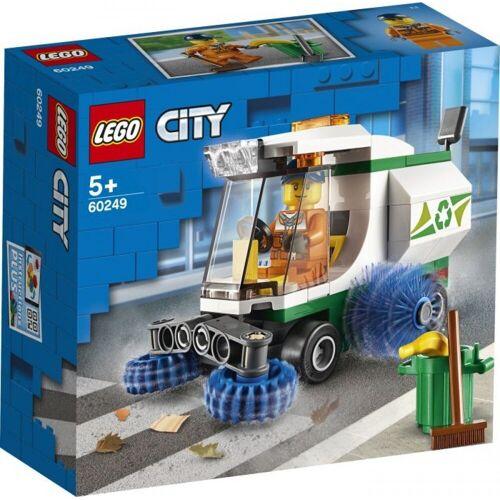 Lego Puzzle »City 60249 Straßenkehrmaschine«, Puzzleteile