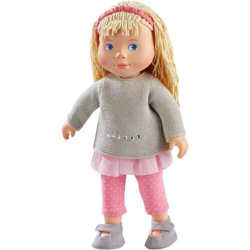 Haba Anziehpuppe »304889 Spielpuppe Elisa«, 32cm weiche Puppe mit Kopf und Gliedmaßen aus Vinyl, weicher Körper, für Kinder 3 Jahren geeignet