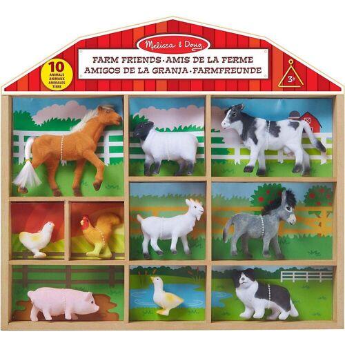 Melissa & Doug Spielfigur »Spielfiguren Bauernhof Freunde«