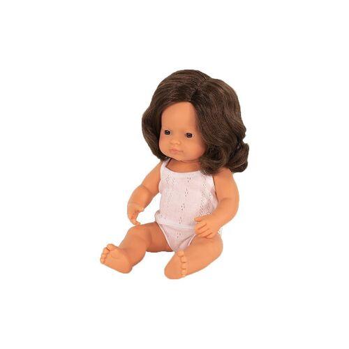 Miniland Babypuppe »Babypuppe Mädchen 38 cm«