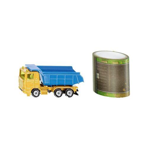 Siku Spielzeug-Auto »Baukipper mit Tape«