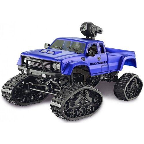 Amewi Spielzeug-Auto »Pickup Truck FPV 4WD - Ferngesteuertes Auto - blau«
