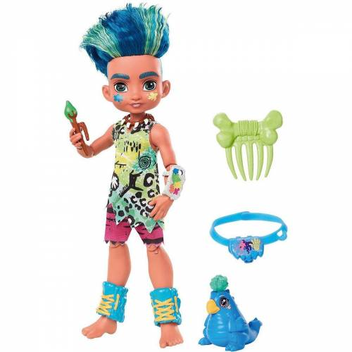 Mattel Anziehpuppe »Cave Club Slate Puppe«