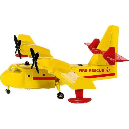 Siku Spielzeug-Flugzeug »Löschflugzeug«
