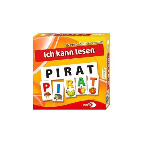 Noris Lernspielzeug »Ich kann lesen (Kinderspiel)«