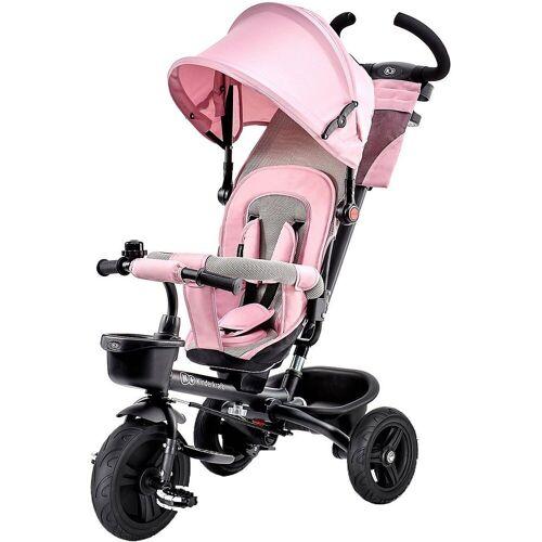 Kinderkraft Dreirad »Dreirad AVEO pink«, pink