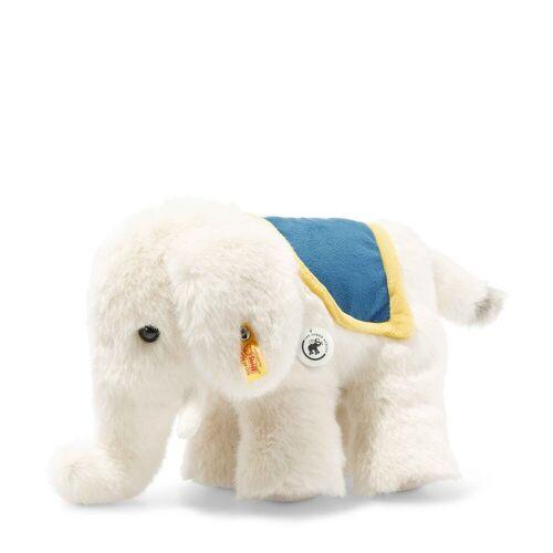 Steiff Kuscheltier »Elefant weiß Elefäntle 25 cm 084119« (Stoffelefant Plüschelefant, Plüschtiere weiße Elefanten Stofftiere)