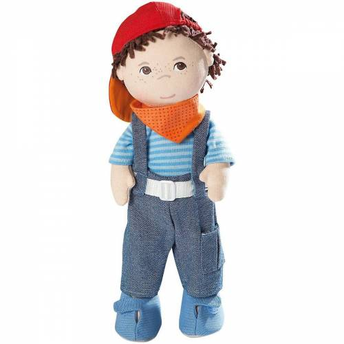Haba Stoffpuppe »2142 Stoffpuppe Matze, 30 cm«