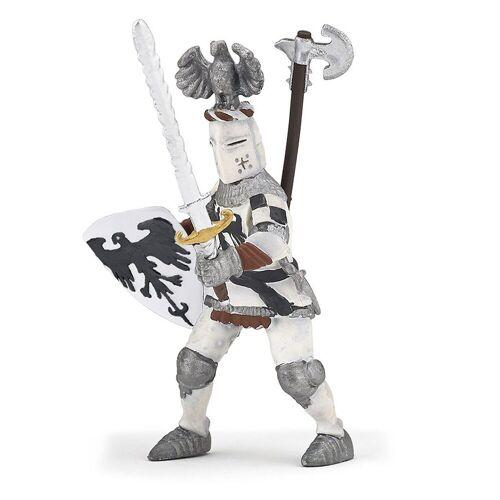 papo Spielfigur »Weißer Ritter mit Adlerhelm«