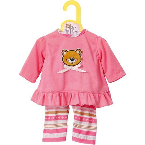 Zapf Creation® Puppenkleidung »Dolly Moda Puppenkleidung Pyjama 38-46 cm«
