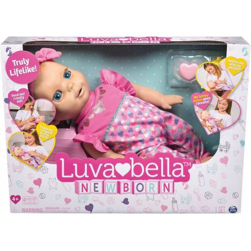 Spin Master Sammelfigur »Luvabella Newborn - Blond«
